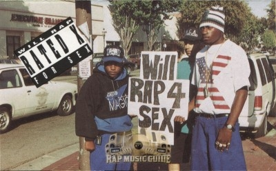 Rated X - Will Rap For Sex