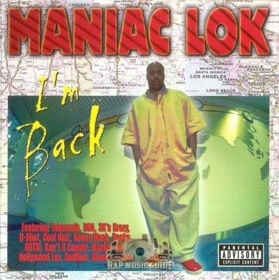 Maniac Lok - I'm Back