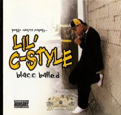 Lil' C-Style - Blacc Balled