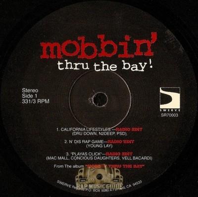 Mobbin' Thru The Bay! - Self Titled EP