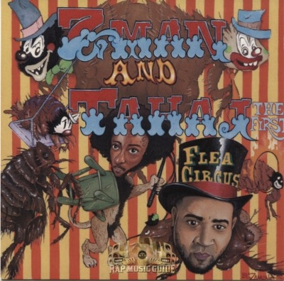 Z-Man & Tahaj The 1st - Flea Circus