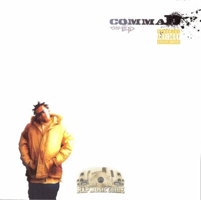 Comma D - The EP