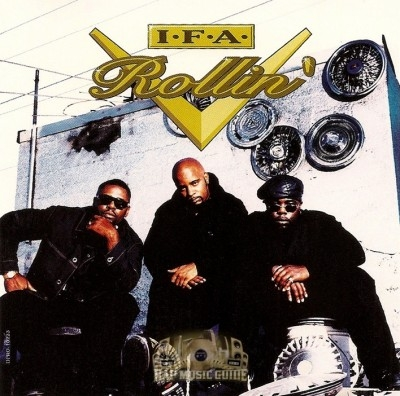 I.F.A. - Rollin'