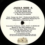 Jacka - Hey Girl / From The Bay