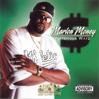 Marlon Money - Misterious Wayz