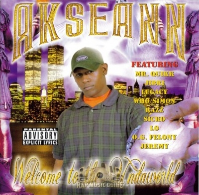 Akseann - Welcome To The Undaworld