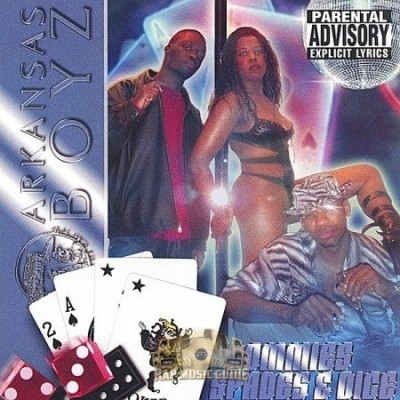 Arkansas Boyz - Dommies, Spades & Dice