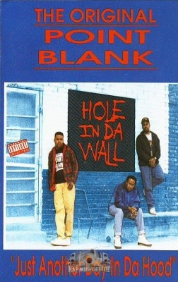 The Original Point Blank - Just Another Day In Da Hood