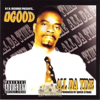 D-Good - All Da Time