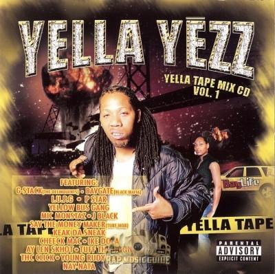 Yella Yezz - Yella Tape Mix CD Vol. 1