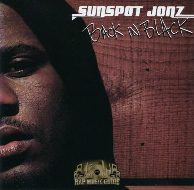 Sunspot Jonz - Back In Black