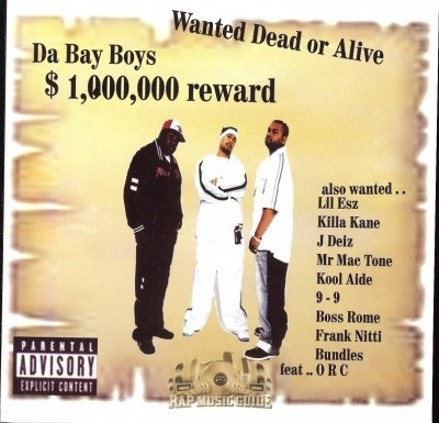Da Bay Boys - Wanted Dead or Alive