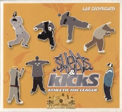Athletic Mic League - Sweats & Kicks