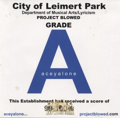 Aceyalone - Grade A