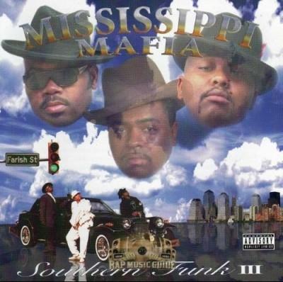 Mississippi Mafia - Southern Funk III