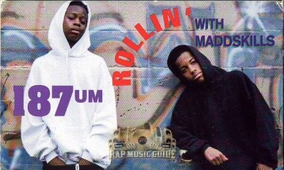 187um - Rollin' With Maddskills