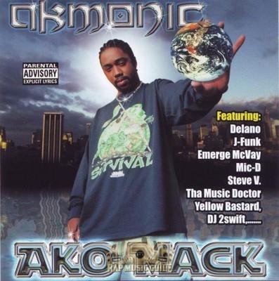 AKO Mack - Akmonic
