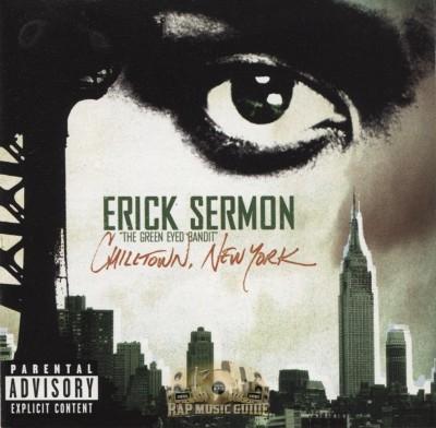 Erick Sermon - Chilltown, New York