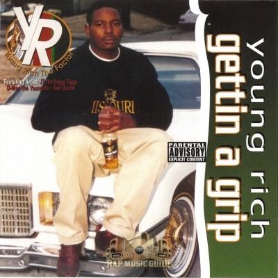 Rich The Factor - Gettin A Grip