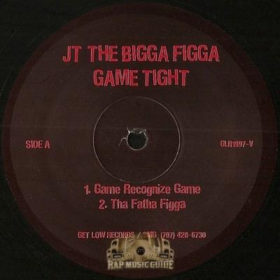 JT The Bigga Figga - Game Tight EP