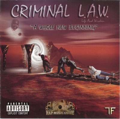 Criminal Law - A Whole New Beginning