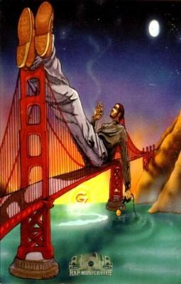 Great Scott - San Francisco Giant