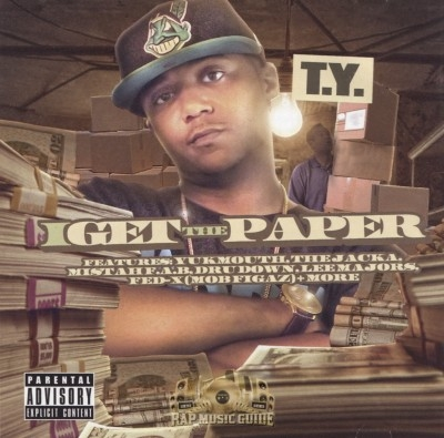 T.Y. - I Get The Paper