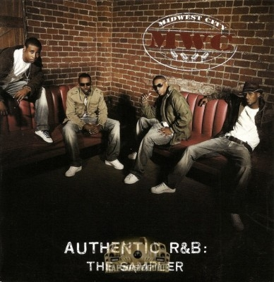 Midwest City - Authentic R&B: The Sampler