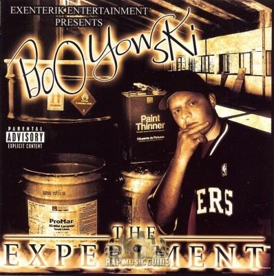 Booyowski - The Experiment
