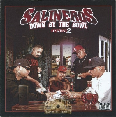 Salineros - Down By The Bowl Part 2