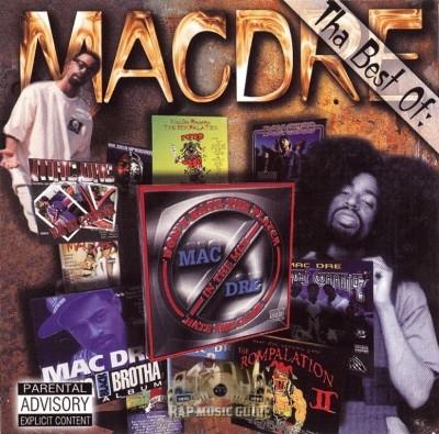 Mac Dre - Tha Best Of Mac Dre