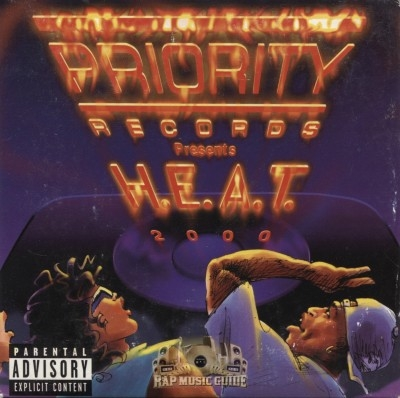 Priority Records Presents - H.E.A.T.