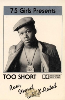 Too Short - Raw, Uncut & X Rated