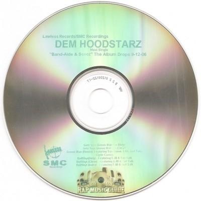 Dem Hoodstarz - Getz Your Grown Man On