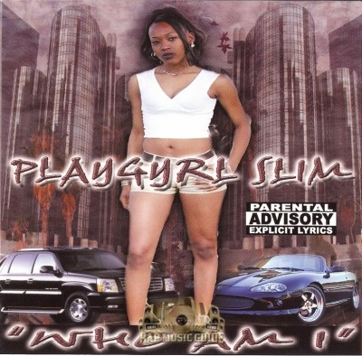 Playgyrl Slim - Who Am I