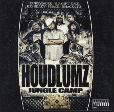 Houdlumz - Jungle Camp