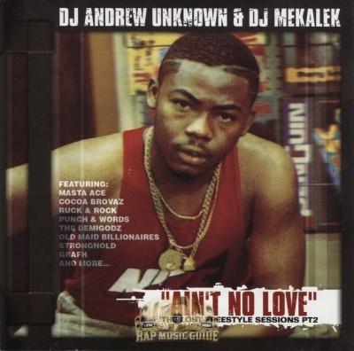 DJ Andrew Unknown & DJ Mekalek -