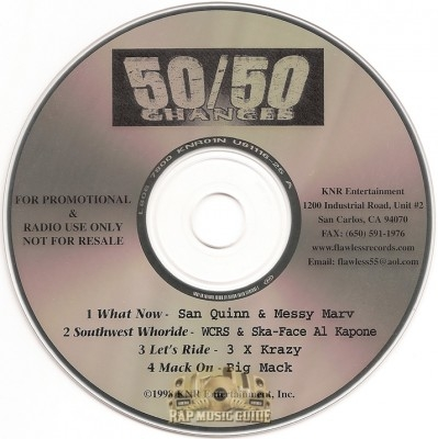 50/50 Chances - Radio Promo