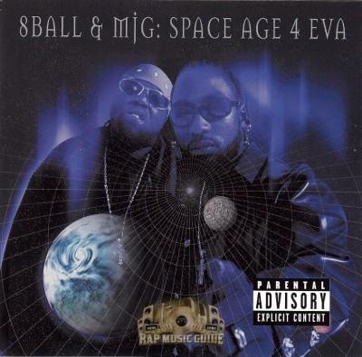 8Ball & MJG - Space Age 4 Eva