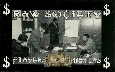 Raw Society - Players And Hustlas