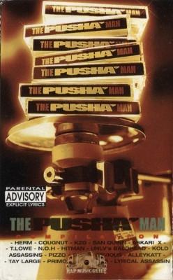 The Pusha Man - Compilation