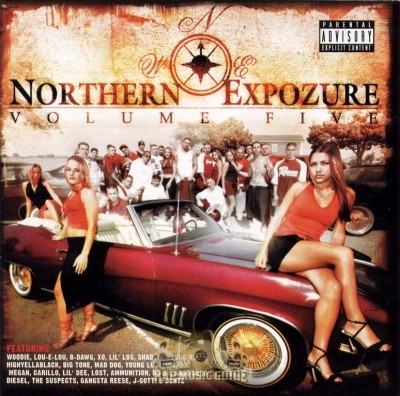 East Co. Co. Records Presents - Northern Expozure Vol. 5
