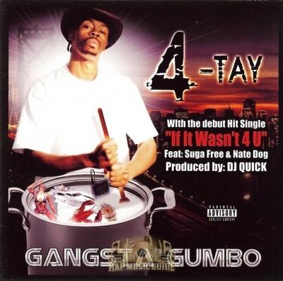 Rappin' 4-Tay - Gangsta Gumbo