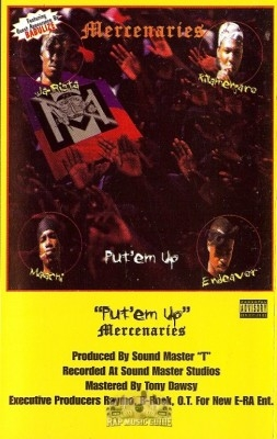 Mercenaries - Put'em Up