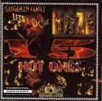 Haze - 15 Hot Ones