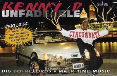 Kenny P - Unfadeable