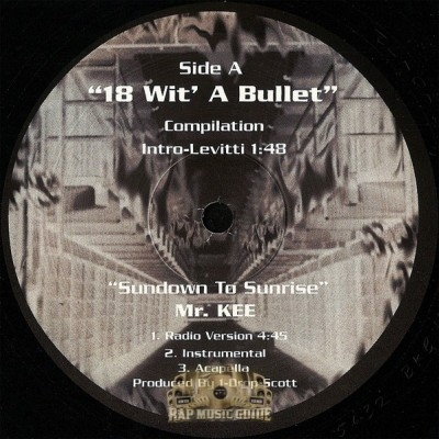 18 Wit' A Bullet Compilation - Self Titled EP