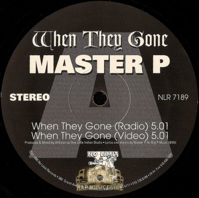 Master P - When They Gone
