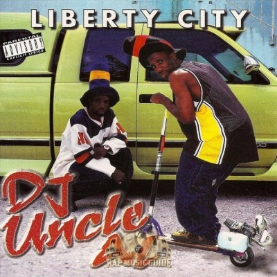 DJ Uncle Al - Liberty City