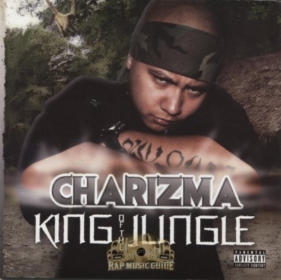 Charizma - King Of The Jungle